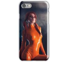 Sexy Science Fiction Girl iPhone Case/Skin