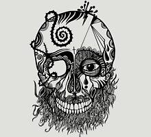 Decaying Skull  Unisex T-Shirt