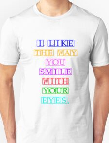 One Direction - Everything About You Unisex T-Shirt
