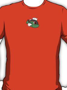 Pokedoll Art Basculin Red T-Shirt