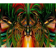 Chinese Dragon Smile Fx  Photographic Print