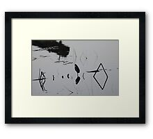 Made by Nature Framed Print