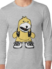 Mr. Oizo - Flat Eric Long Sleeve T-Shirt