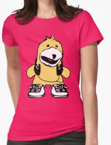 Mr. Oizo - Flat Eric Womens Fitted T-Shirt