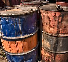 Barrels by Adam Northam