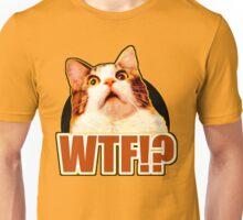 WTF Kitty Unisex T-Shirt