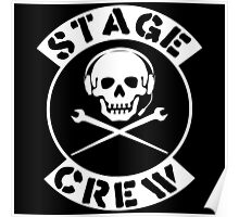 Stage Crew Poster