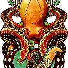 the octopus by Kerstin Schoene