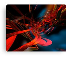 New Geometric Abstract Fx  Canvas Print