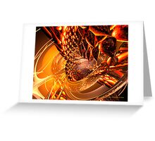 Dragon Master Piece Collection 3 Fx  Greeting Card