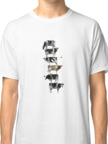 Cow stack Classic T-Shirt