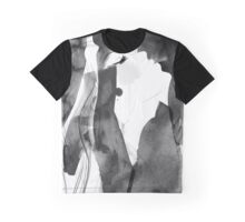 black and white bella Graphic T-Shirt