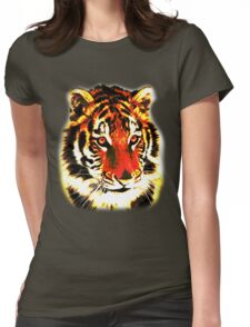 adorable. Womens Fitted T-Shirt