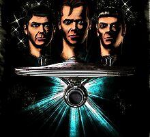 Star Trek - To Boldly Go... by simonbreeze