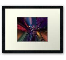 Inspiration Overture  Fx  Framed Print