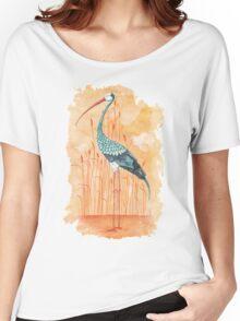 An Exotic Stork Women's Relaxed Fit T-Shirt