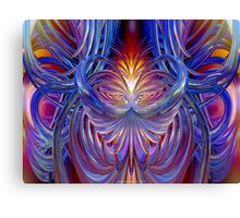 Sacred Heart Burning Desire Fx  Canvas Print