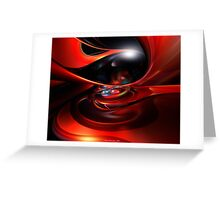 Remaster ColorFast Eye Fx  Greeting Card
