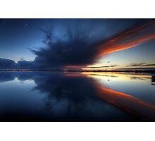 The Storm Photographic Print