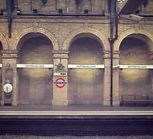 Notting Hill Gate by anothstine