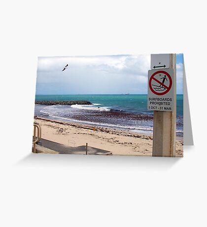 Seaweed Day Greeting Card