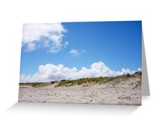 Horizon Clouds Two Greeting Card
