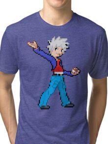 Pokemon Selfmade sprite Tri-blend T-Shirt