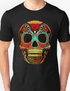 Grunge Skull No.2 T-Shirt