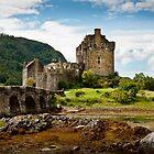 Eilean Donan, Loch Duich, Scotland by JzaPhotography