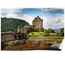 Eilean Donan, Loch Duich, Scotland Poster