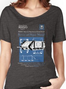 RHINO - Relatively Huge Interior Normal Outside Women's Relaxed Fit T-Shirt