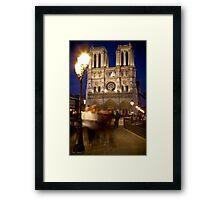 Notre-Dame de Paris Framed Print