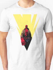 Hellboy movie red satan  T-Shirt