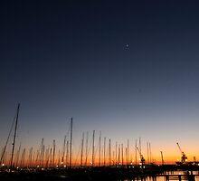 Sunrise@Williamstown by firmanaja