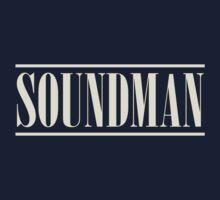 Vintage Soundman Kids Tee