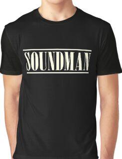 Vintage Soundman Graphic T-Shirt