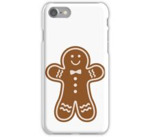 Gingerbread Hugs iPhone Case/Skin