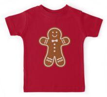 Gingerbread Hugs Kids Tee