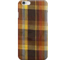 Flannel iPhone 4 iPhone Case/Skin