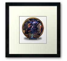 Aatrox Mecha - League of Legends Framed Print