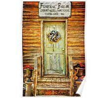 This Door Swings One Way..... Poster