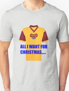 All I want for Christmas is a Dukla Prague away kit.... T-Shirt