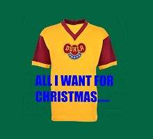 All I want for Christmas is a Dukla Prague away kit.... Unisex T-Shirt