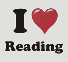 I Heart Reading by HighDesign