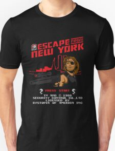 8-Bit Eyepatch   T-Shirt