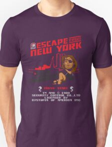 8-Bit Eyepatch   Unisex T-Shirt