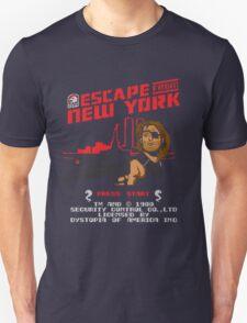 8-Bit Eyepatch   T-Shirt