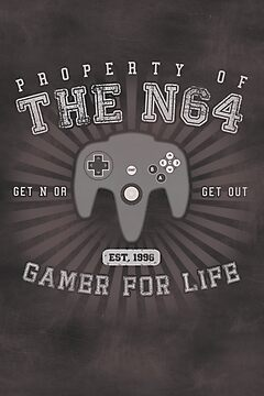 Property of N64 by thehookshot