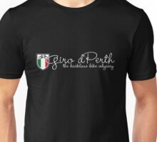 Giro d Perth white for black tee Unisex T-Shirt