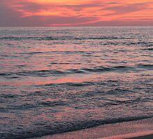 Waves Aglow by Bob Hardy